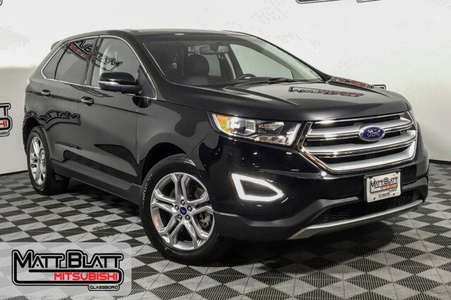 2018 Ford Edge Titanium Egg Harbor Township NJ