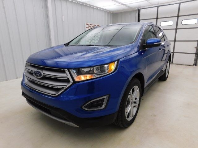 2018 Ford Edge Titanium FWD Manhattan KS