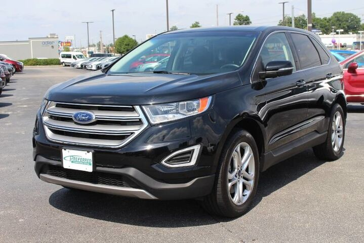 2018 Ford Edge Titanium Fort Wayne Auburn and Kendallville IN