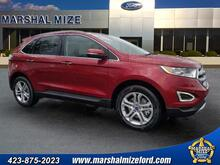 2018_Ford_Edge_Titanium_ Chattanooga TN