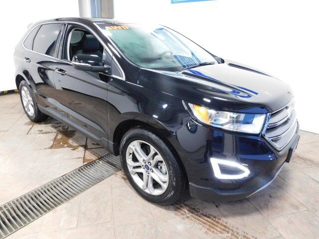 2018 Ford Edge Titanium LEATHER NAVI SUNROOF Listowel ON