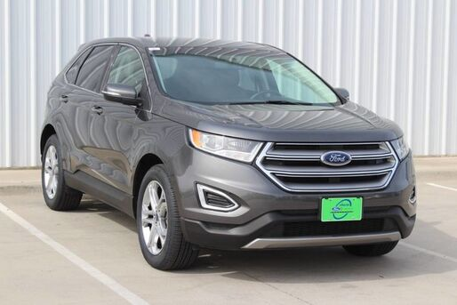 2018_Ford_Edge_Titanium_ Longview TX