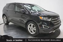 Ford Edge Titanium NAV,CAM,HTD STS,PARK ASST,19IN WHLS 2018