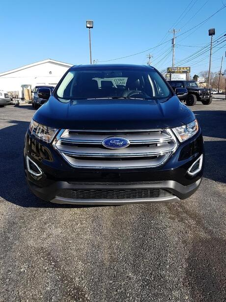 2018 Ford Edge Titanium North Versailles PA