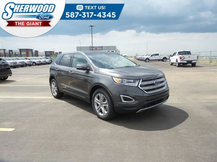 2018 Ford Edge Titanium Sherwood Park AB