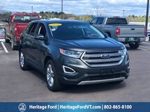 2018 Ford Edge Titanium South Burlington VT