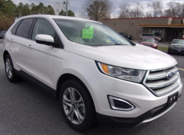 2018 Ford Edge Titanium Suffolk VA