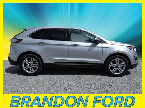 2018 Ford Edge Titanium Tampa FL