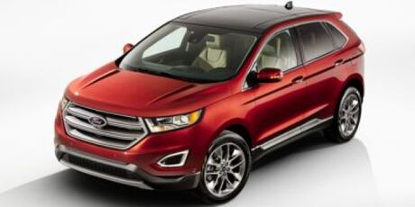 2018 Ford Edge Titanium,Cooled/Heated Front Seat, Heated Rear Seat Swift Current SK