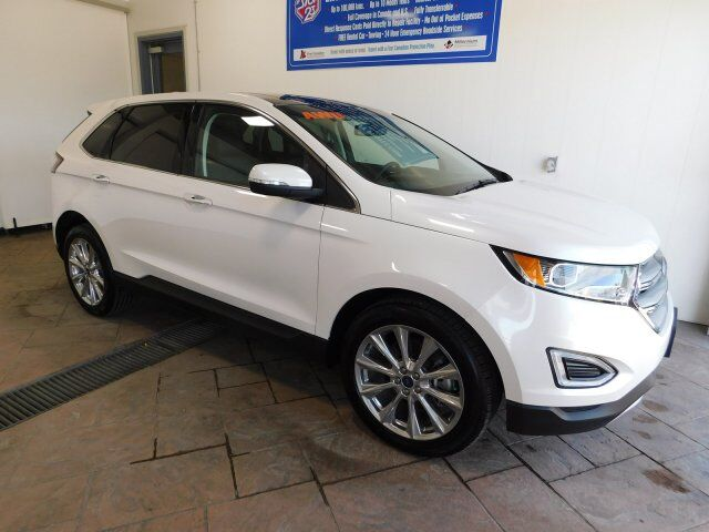 2018 Ford Edge TitaniumLEATHER NAVI SUNROOF Listowel ON