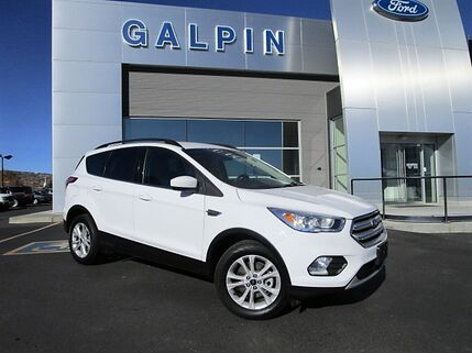 2018_Ford_Escape__ Prescott AZ