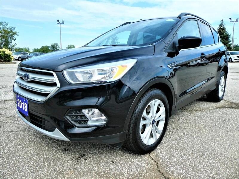 2018 Ford Escape 1.5L SE | Blind Spot Monitor | Adaptive Cruise | Heated Seats Essex ON