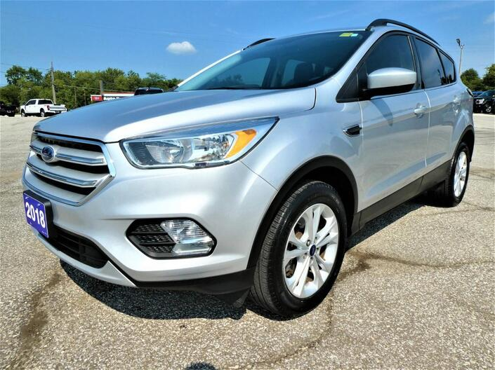 2018 Ford Escape 1.5L SE   Heated Seats   Back Up Cam   Cruise Control Essex ON