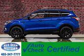 2018 Ford Escape AWD SE Appearance Pkg Nav BCam
