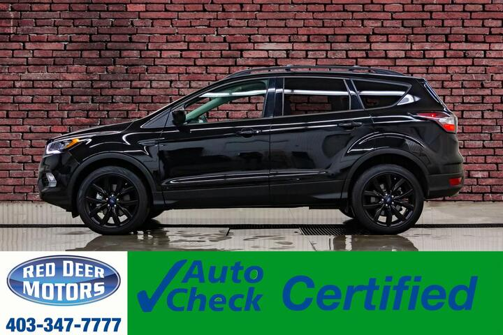 2018 Ford Escape AWD SE Appearance Pkg Nav BCam Red Deer AB