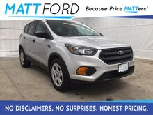 2018_Ford_Escape_S_ Kansas City MO