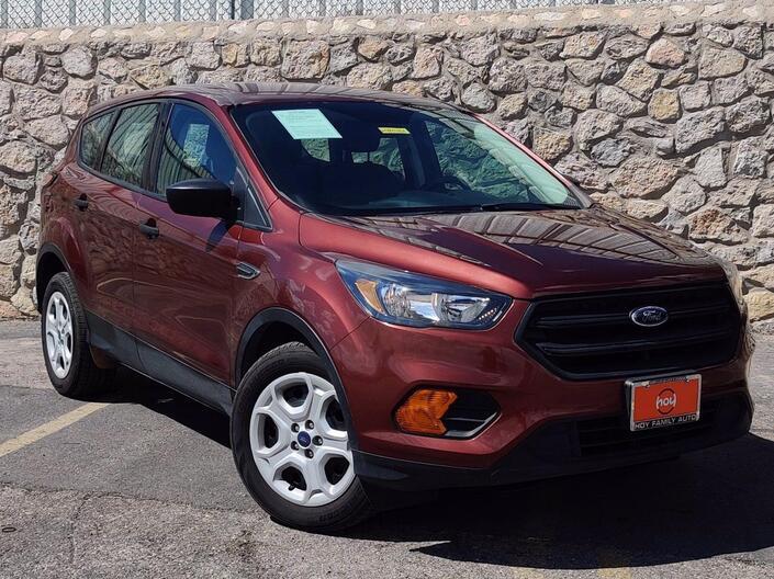 2018 Ford Escape S El Paso TX