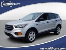 2018_Ford_Escape_S FWD_ Cary NC