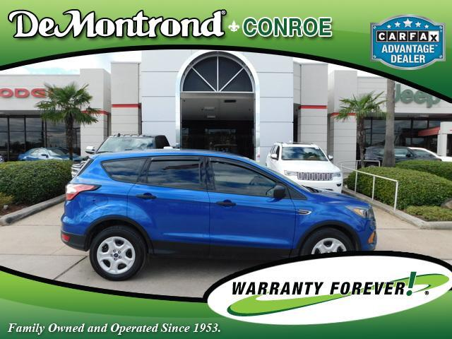 2018 Ford Escape S FWD Conroe TX