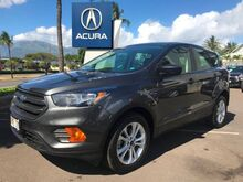 2018_Ford_Escape_S_ Kahului HI