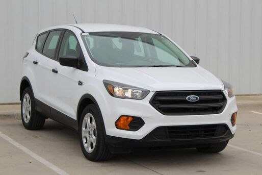 2018_Ford_Escape_S_ Longview TX