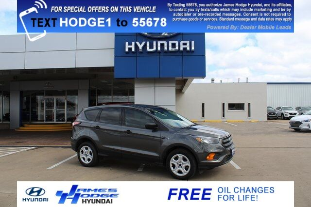 2018 Ford Escape S Muskogee OK