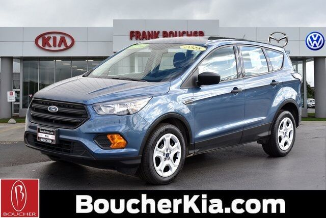 2018 Ford Escape S Racine WI