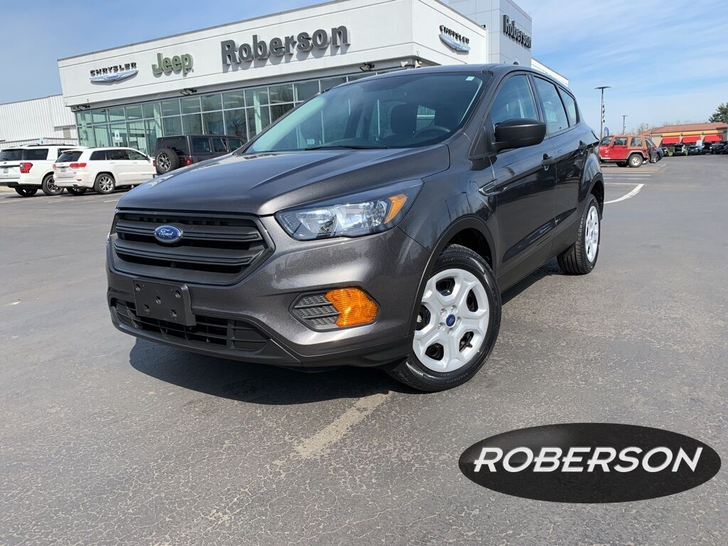 2018 Ford Escape S Salem OR