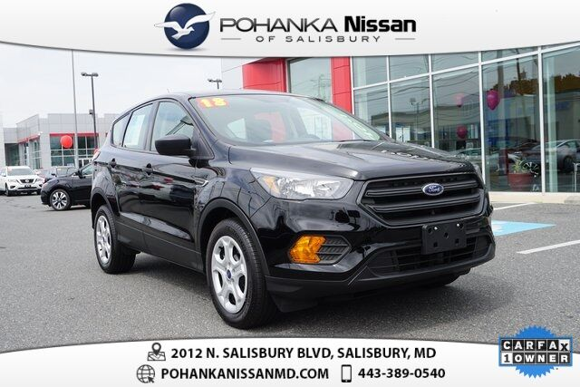 2018 Ford Escape S Salisbury MD