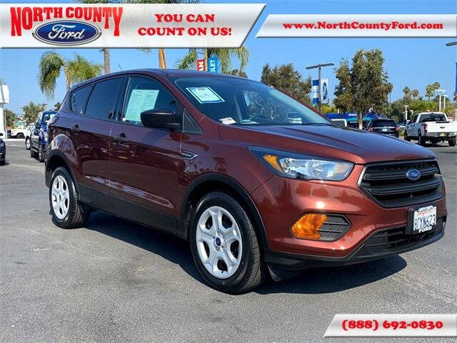 2018 Ford Escape S San Diego County CA