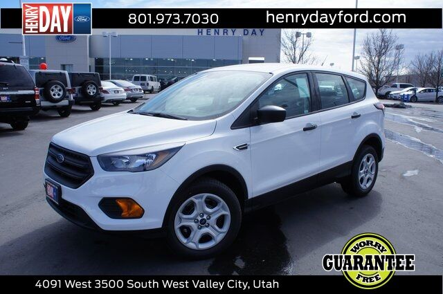 2018_Ford_Escape_S_ West Valley City UT