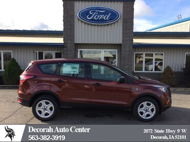 2018_Ford_Escape_S_ Decorah IA