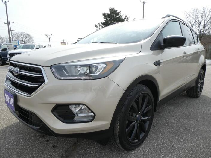 2018 Ford Escape SE | Adaptive Cruise Control | Blind Spot Detection | Remote Start Essex ON