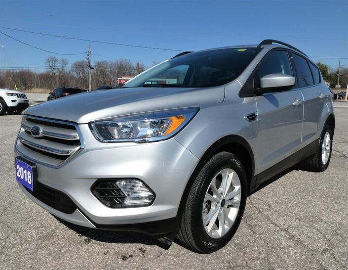 2018 Ford Escape SE | Back Up Cam | Heated Seats | Cruise Control Essex ON