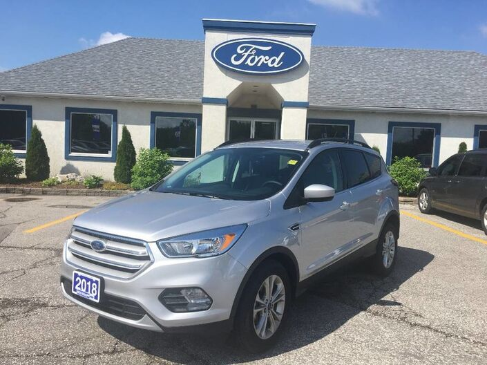 2018 Ford Escape SE- HEATED SEATS- BACKUP CAMERA Essex ON
