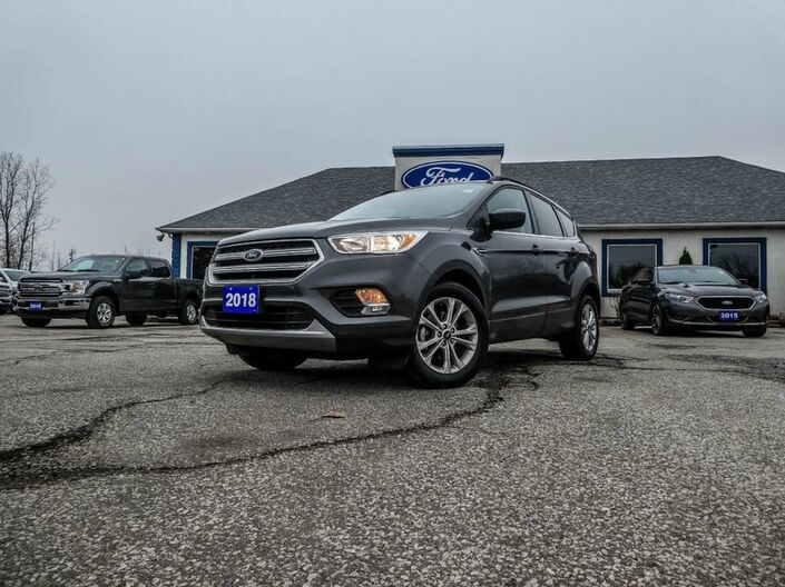 2018 Ford Escape SE- HEATED SEATS- BLUETOOTH- BACKUP CAMERA Essex ON