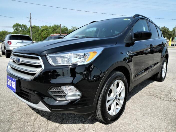 2018 Ford Escape SE | Heated Seats | Back Up Cam | 4WD Essex ON
