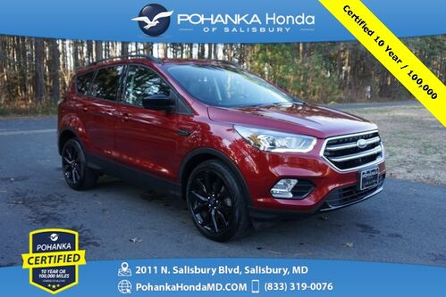 2018_Ford_Escape_SE ** Pohanka Certified 10 Year / 100,000  **_ Salisbury MD