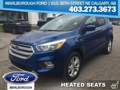 2018_Ford_Escape_SE 4WD  - Bluetooth -  Heated Seats_ Calgary AB