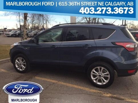 2018_Ford_Escape_SE 4WD  - Certified - Low Mileage_ Calgary AB