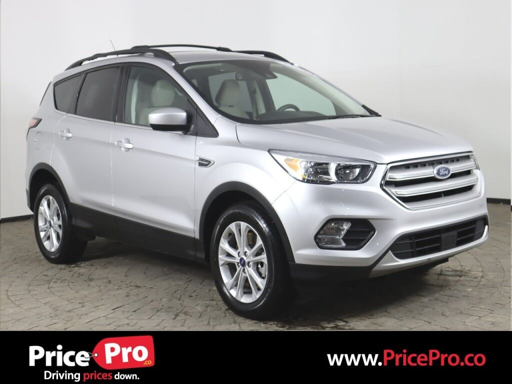 2018 Ford Escape SE 4WD Ecoboost w/Heated Seats