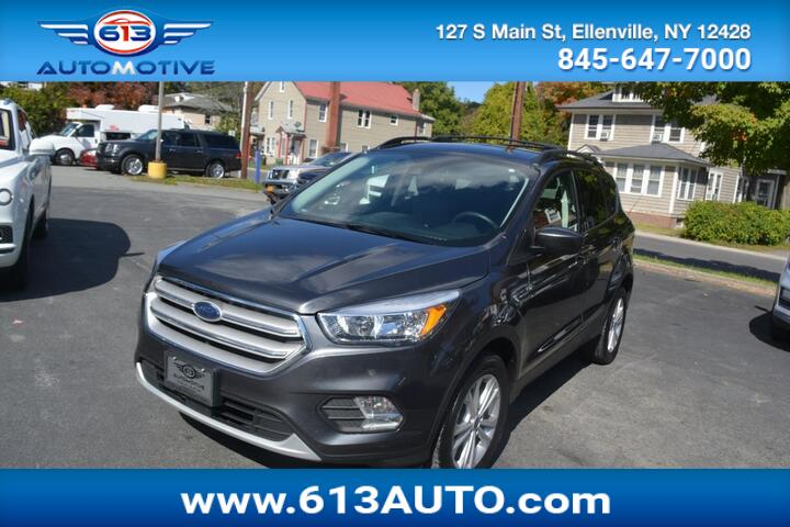 2018 Ford Escape SE 4WD Ulster County NY