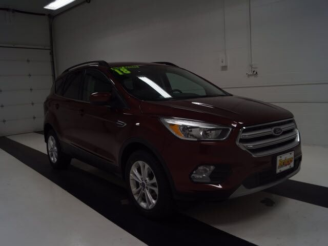 2018 Ford Escape SE 4WD Topeka KS