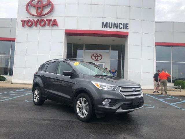 2018 Ford Escape SE 4WD Muncie IN