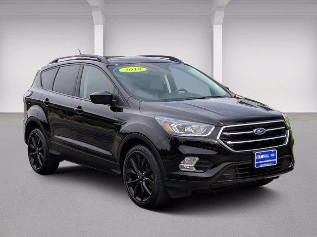 2018 Ford Escape SE 4WD With Nav 1.5L Plymouth MA