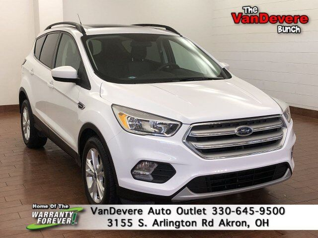 2018 Ford Escape SE Akron OH