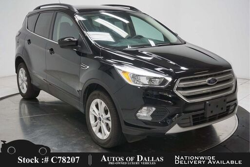 2018_Ford_Escape_SE BACK-UP CAMERA,17IN WHLS_ Plano TX