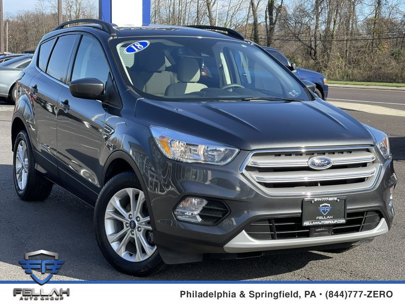 2018 Ford Escape SE Springfield PA