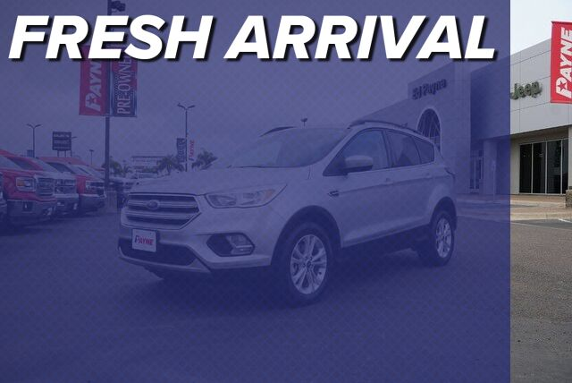 2018 Ford Escape SE Brownsville TX