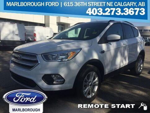 2018_Ford_Escape_SE_ Calgary AB